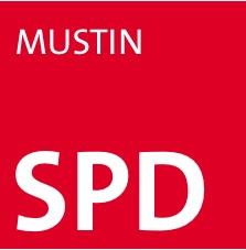 Logo SPD Ortsverein Mustin