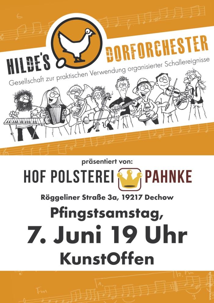 Hildes Dorforchester